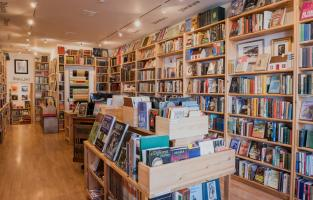 Our shop – Literature Section