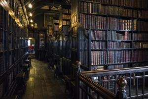 Chetham's Library Manchester, UK