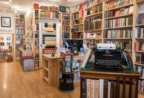 Our shop – Rare Books Section