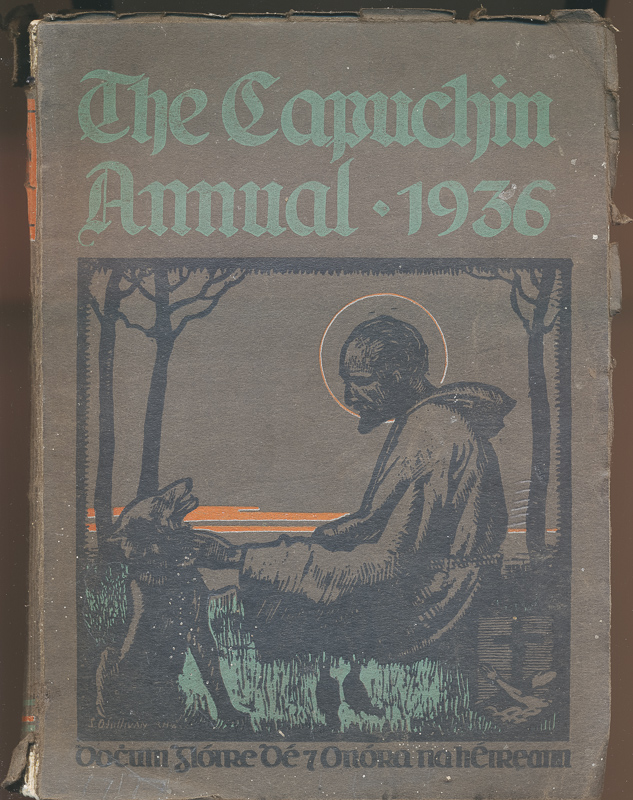 Father Senan. The Capuchin Annual 1936.