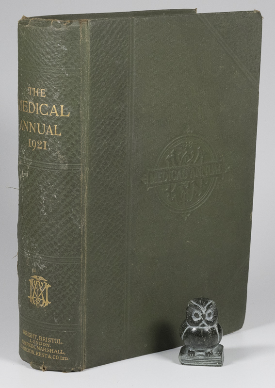 Albee et al. The Medical Annual 1921.