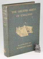 Abbot Gasquet. The Greater Abbeys of England.