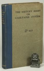 Aveling, The History Sheet or Case-Paper System.