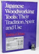 Odate, Japanese Woodworking Tools: Their Tradition, Spirit and Use.