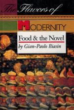 Biasin, The Flavors of Modernity - Food and the Novel.