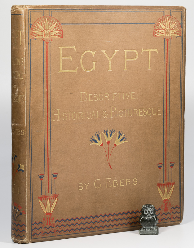 Ebers, Egypt: Descriptive, Historical, and Picturesque.